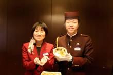 本日はホテルブエナビスタの開業記念日です。