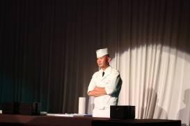 日本料理 金井料理長