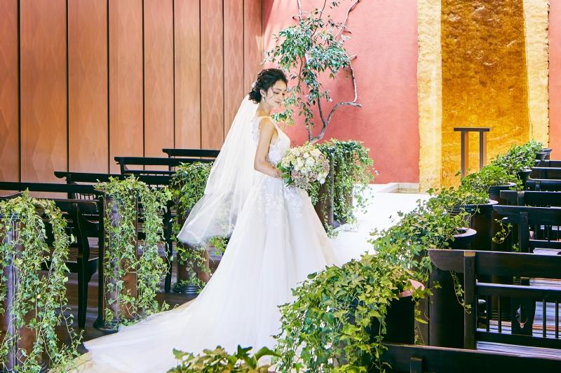 「ホテルブエナビスタ」ならではの、人生最高の日のために選べる結婚式プラン。