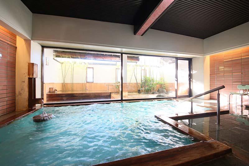 湯ったり♪日帰り入浴付き!浅間温泉ホテル玉之湯の日帰り入浴がセットになった宿泊プランです