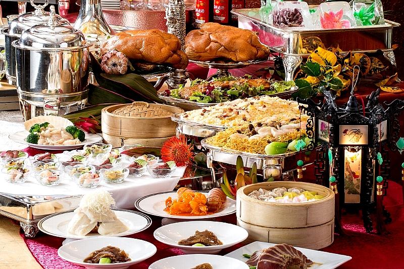 【聖紫花】高級中国料理ディナーバイキング 楊貴妃の晩餐会