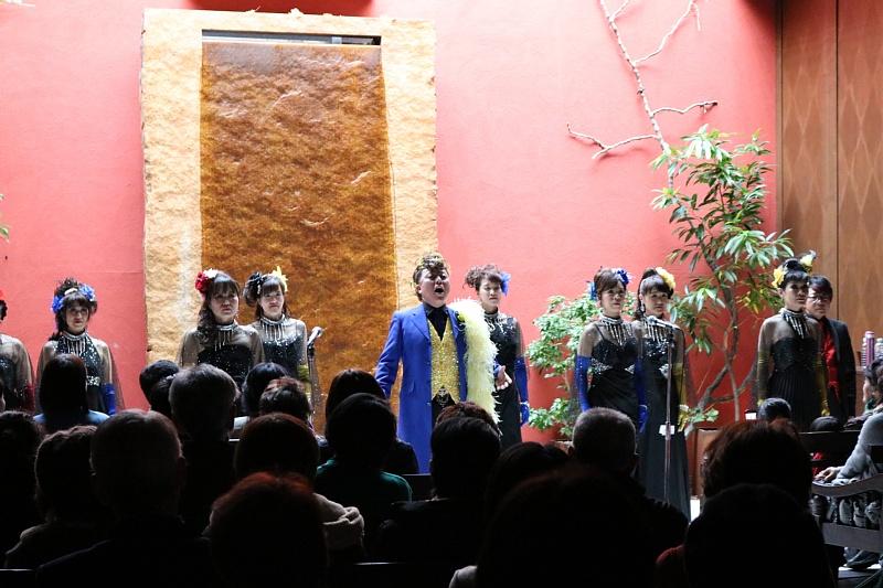 クリスマスゴスペルコンサート(12/24)