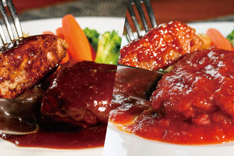 【パセオ】好評につき増産!大澤シェフが贈る至福の逸品 和牛入り煮込みハンバーグセット