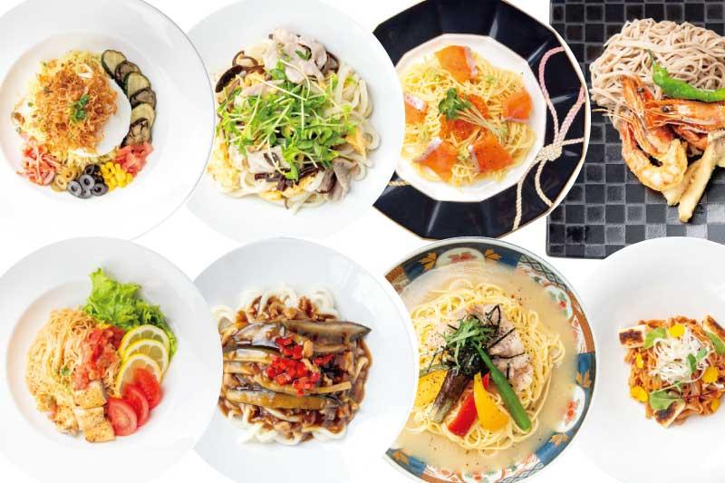 ホテルブエナビスタ開業30周年記念 Summer noodle fiesta(7/1~7/31・8/1~8/31)