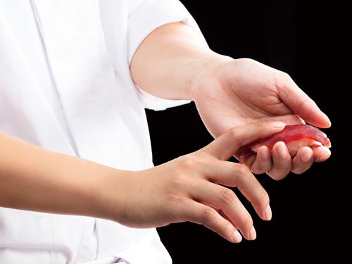 握り寿司実演通常価格¥1,188/1名様⇒特別価格¥1,000/1名様●20名様分より ●組数限定