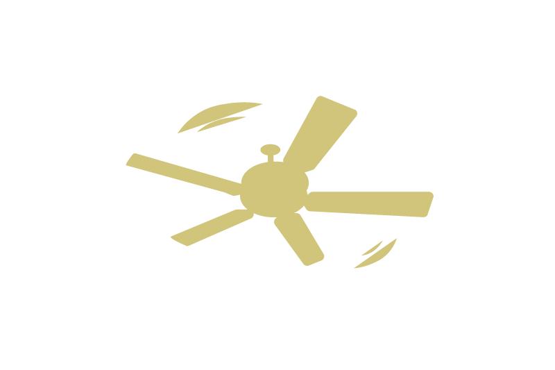 空調設備の稼働強化と換気の実施