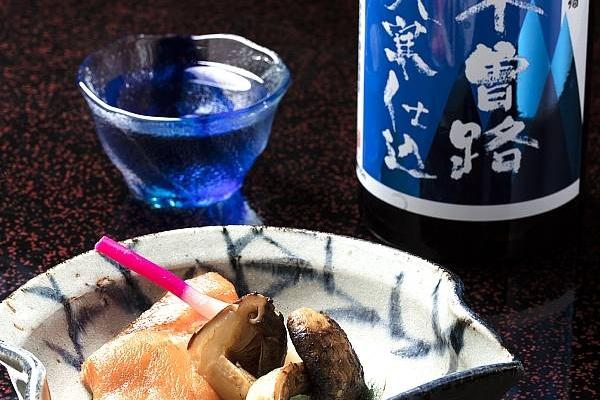 秋の味覚×秋酒ひやおろし