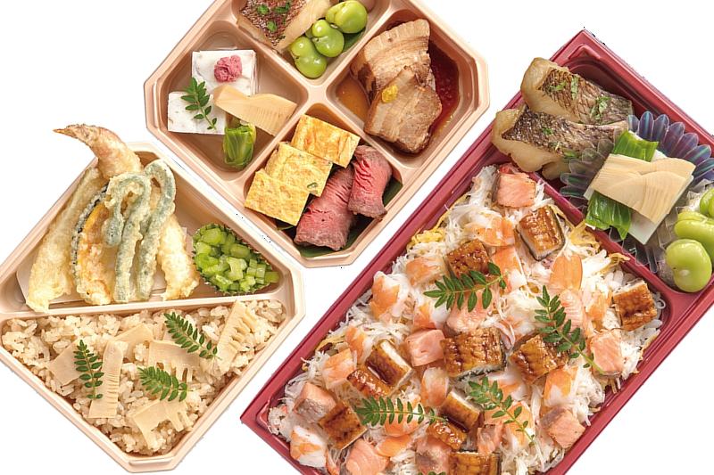 深志楼特製 春のテイクアウト弁当のご案内(3/1~4/30)