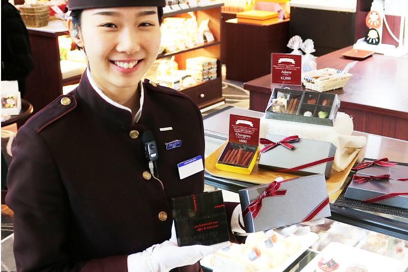 【パセオ】HAPPY VALENTINE ホテルブエナビスタのバレンタインチョコレート