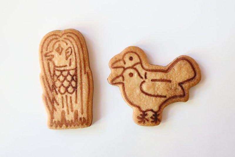 【パセオ】コロナ退散!妖怪クッキーセット(2枚入り)