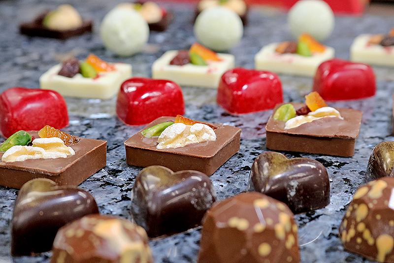 【パセオ】HAPPY VALENTINE ホテルブエナビスタのバレンタインチョコレート(~2/14)