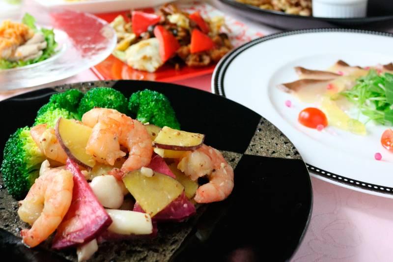 中国レストラン 聖紫花 宴会プラン 9月・10月