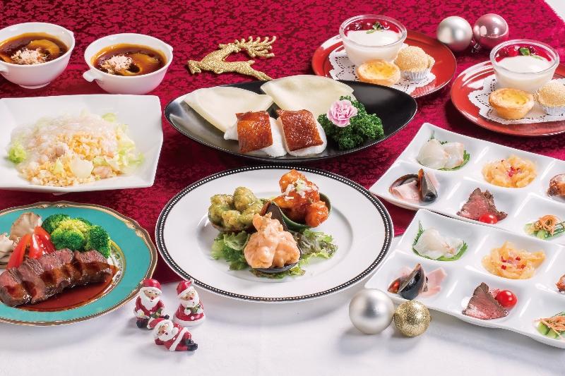 クリスマスディナー聖夜晩讃(12/20~12/25)