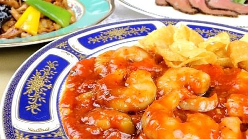 中国レストラン 聖紫花 宴会プラン 11月・12月