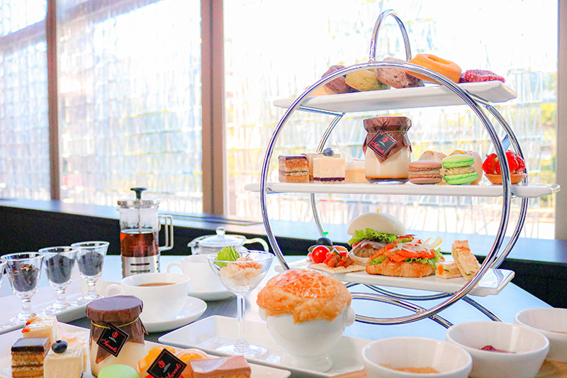 季節のアフタヌーンティー Seasonal Afternoon Tea