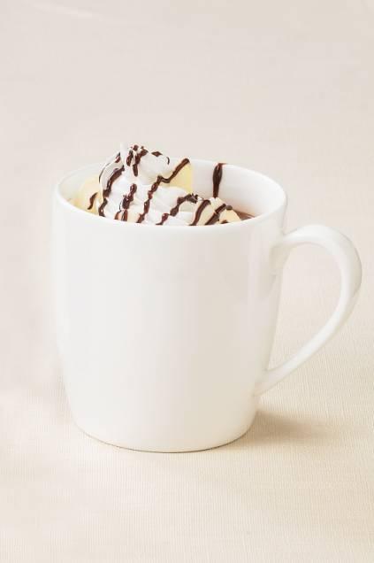豆乳のチョコレートドリンク(ホット)