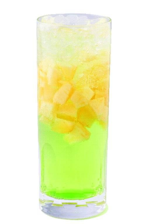 グリーンアップルソーダ