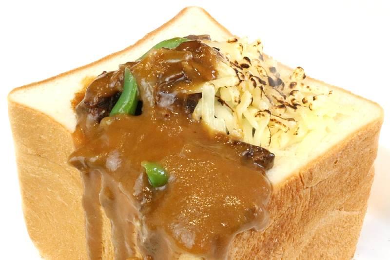 ビーフデミチーズトーストボックス byフランス料理ソルプレーサ中島料理長